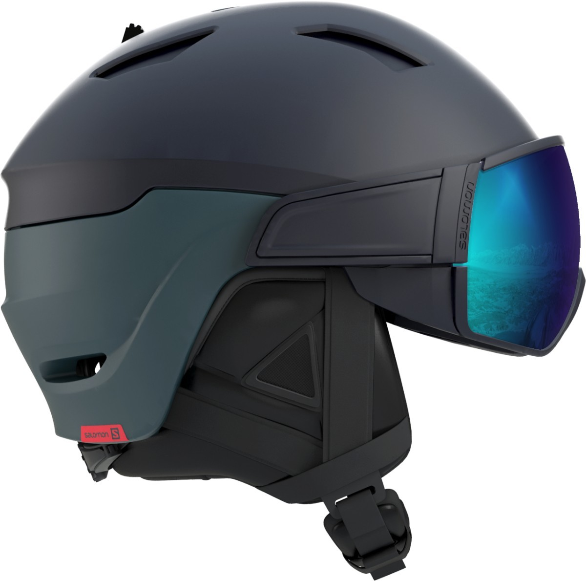 Salomon Driver Blue 2020