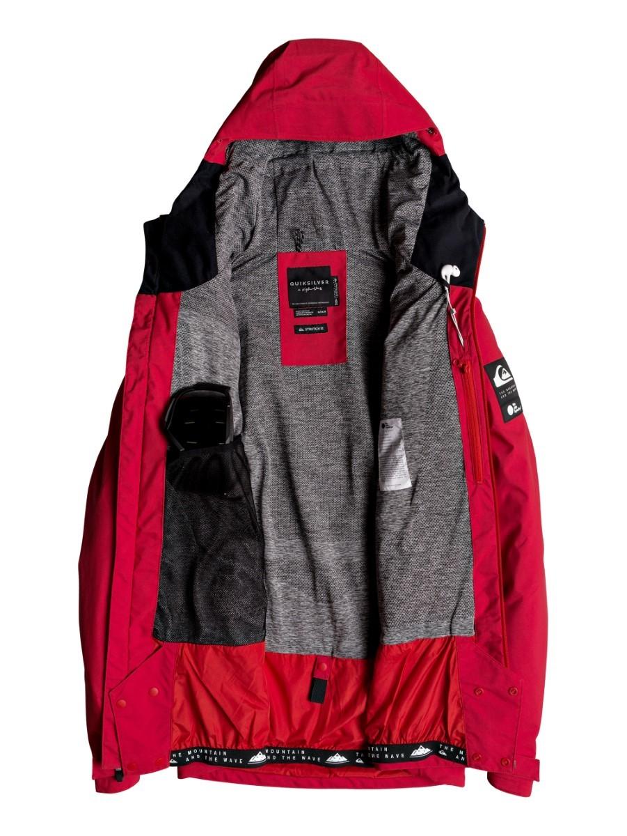 Quiksilver M Snow Spindye Jacket 2019