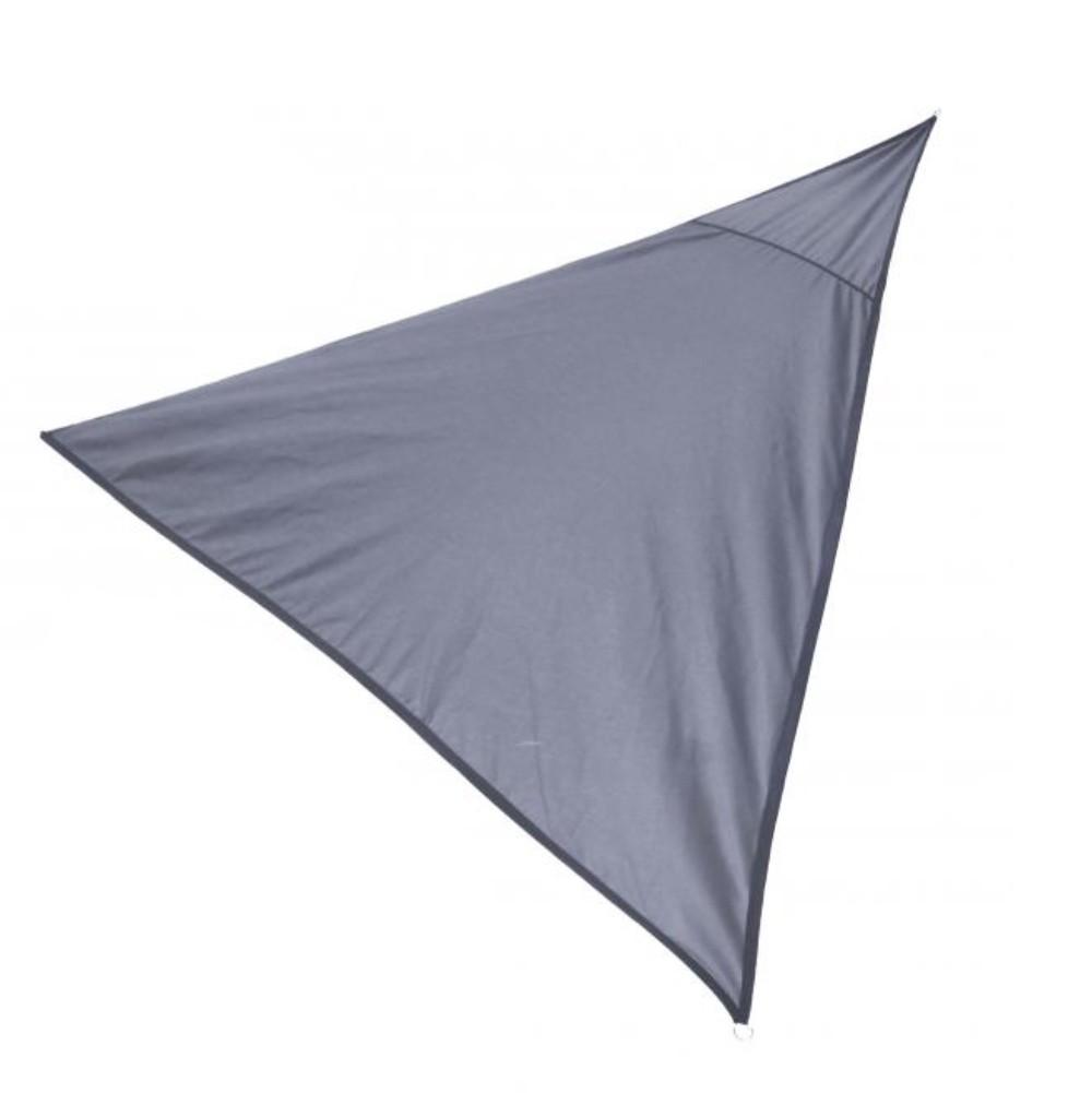 Farniente schaduwdoek driehoek 3,6x3,6x3,6 - Antraciet Antraciet One