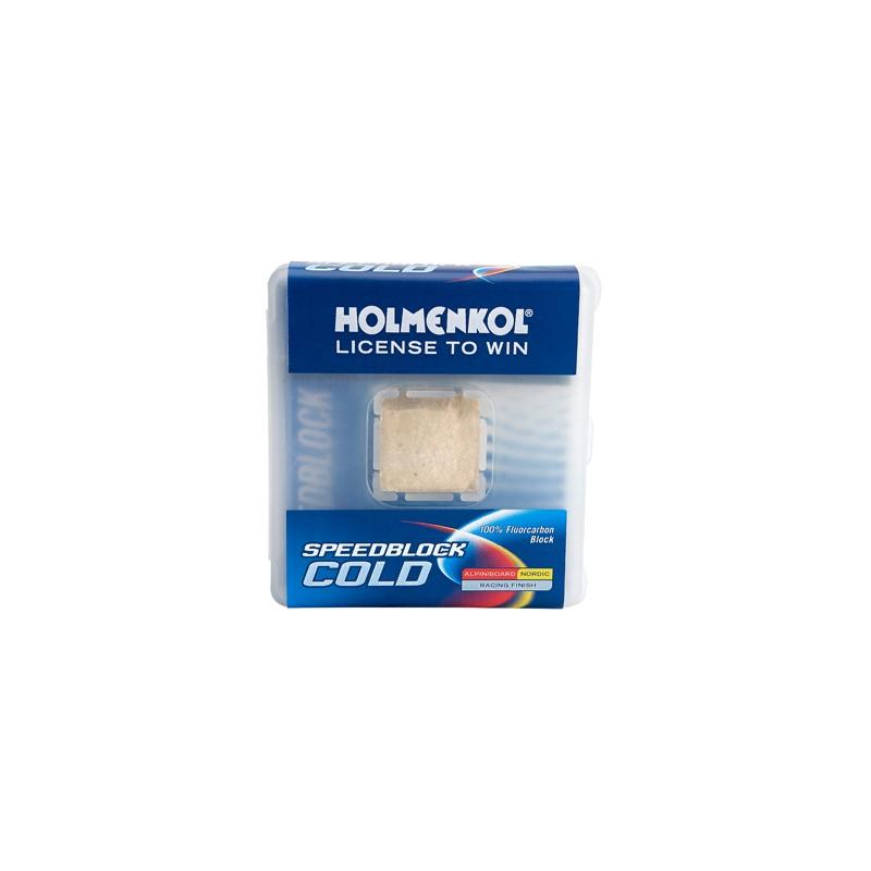 Holmenkol SpeedBlock Cold 15g Diversen One
