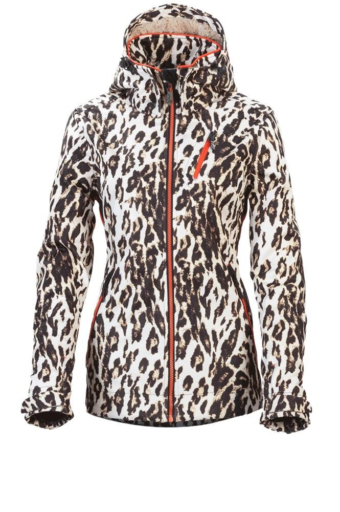 Falcon W Pinzolo Softshell Jacket