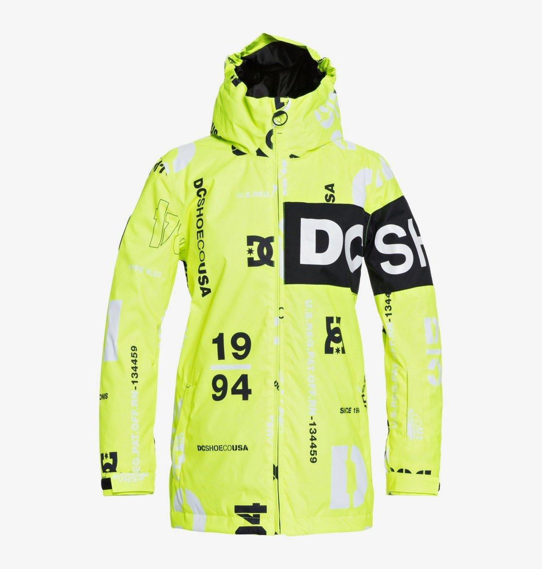 DC Shoes B Propaganda Jacket 2021
