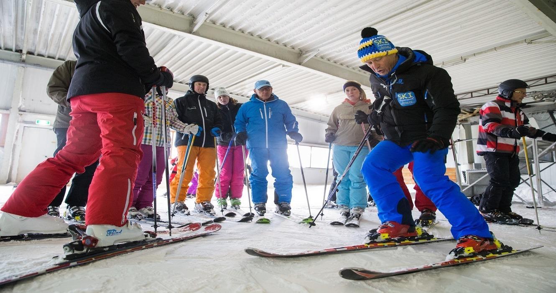 Verbeter jouw skitechnieken en test de allernieuwste ski's