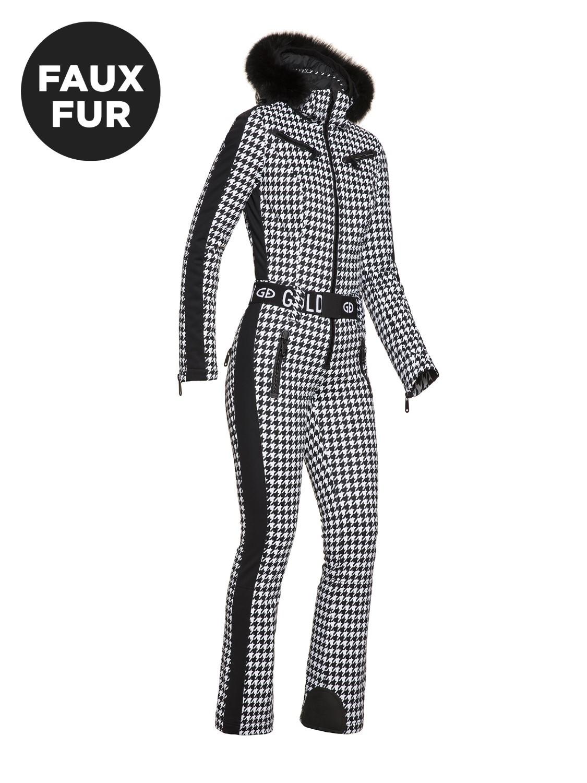Goldbergh France Jumpsuit Faux Fur 2021