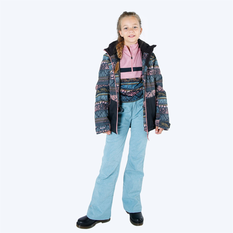 Brunotti Silvereye Melange JR Girls Softshell pant 2020