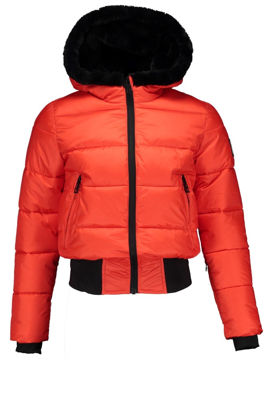 Superrebel G Shiny Girls Ski Jacket _ R009_5285 2021