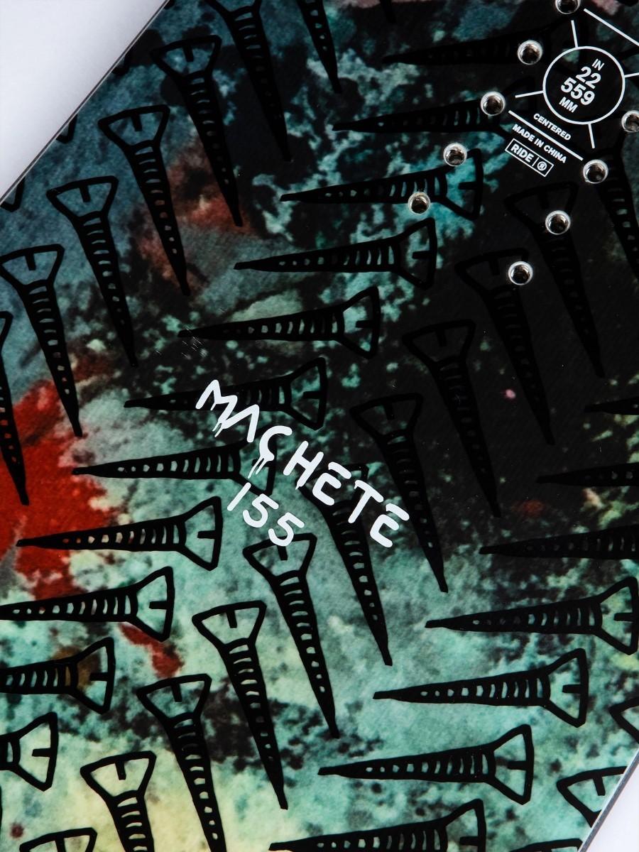 Ride Machete 2021