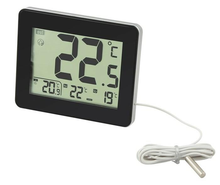 Day Digitale thermometer voor binnen en buiten