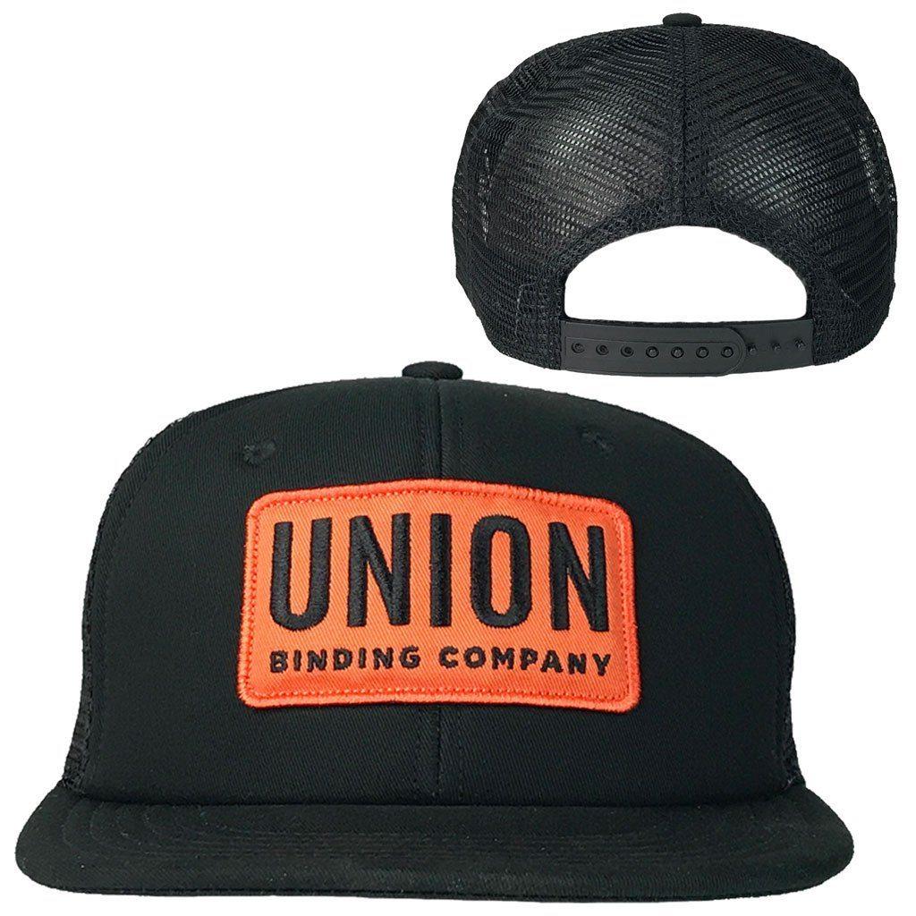Union Trucker Hat Zwart One