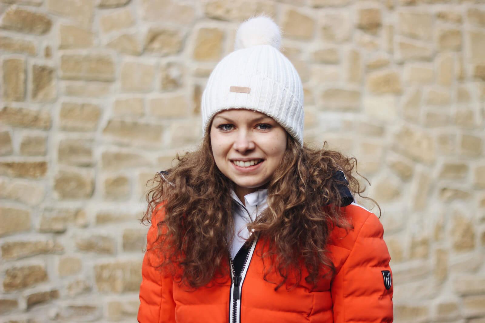 Mirthe is sporty chic met Toni Sailer