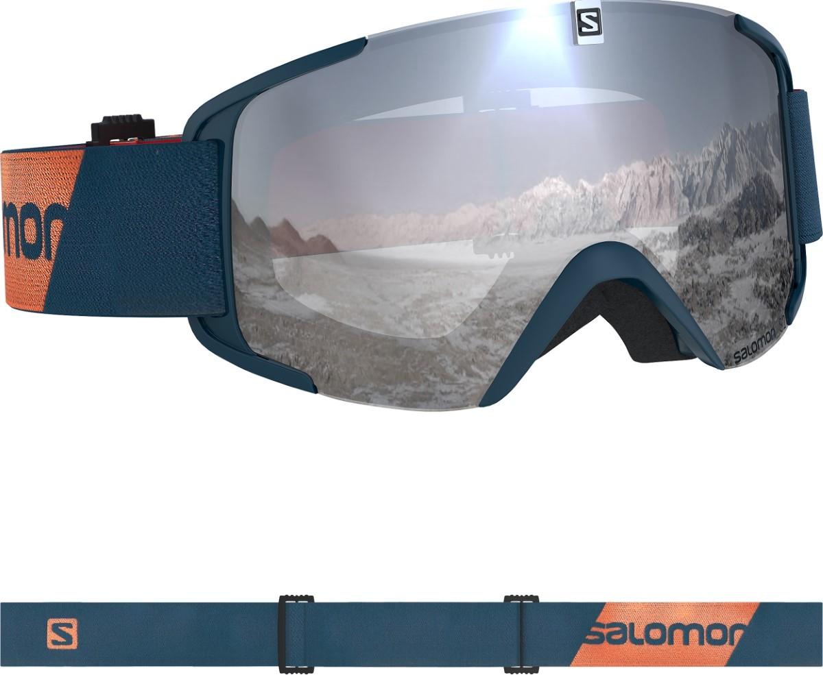 Salomon Xview Blauw One