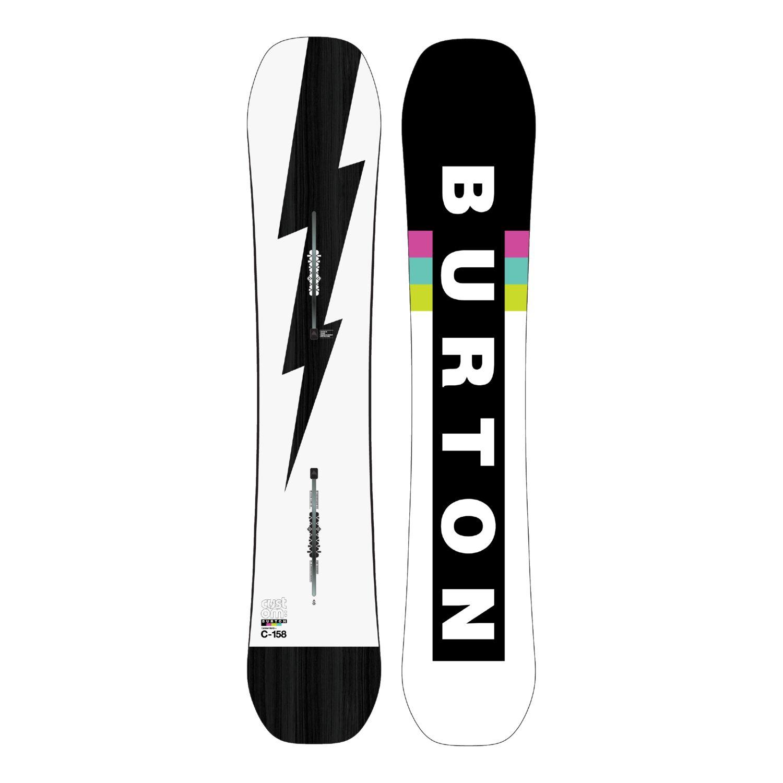 Burton Custom Wide