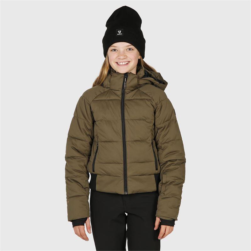 Brunotti Firecrown_JR Girls Snowjacket 2021