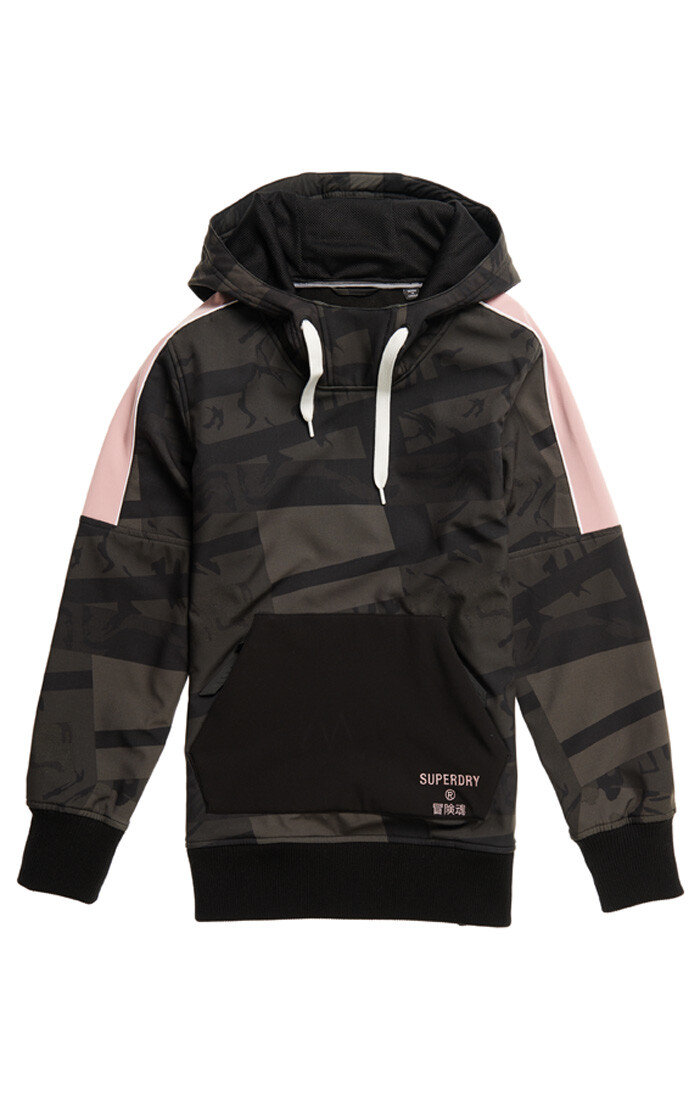 Superdry W Freestyle Tech Overhead 2021