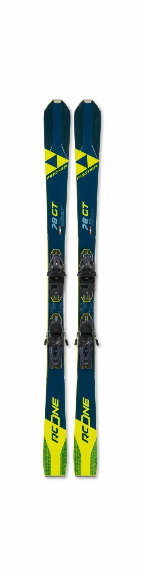 Fischer RC One 78 Gt Tpr 2021