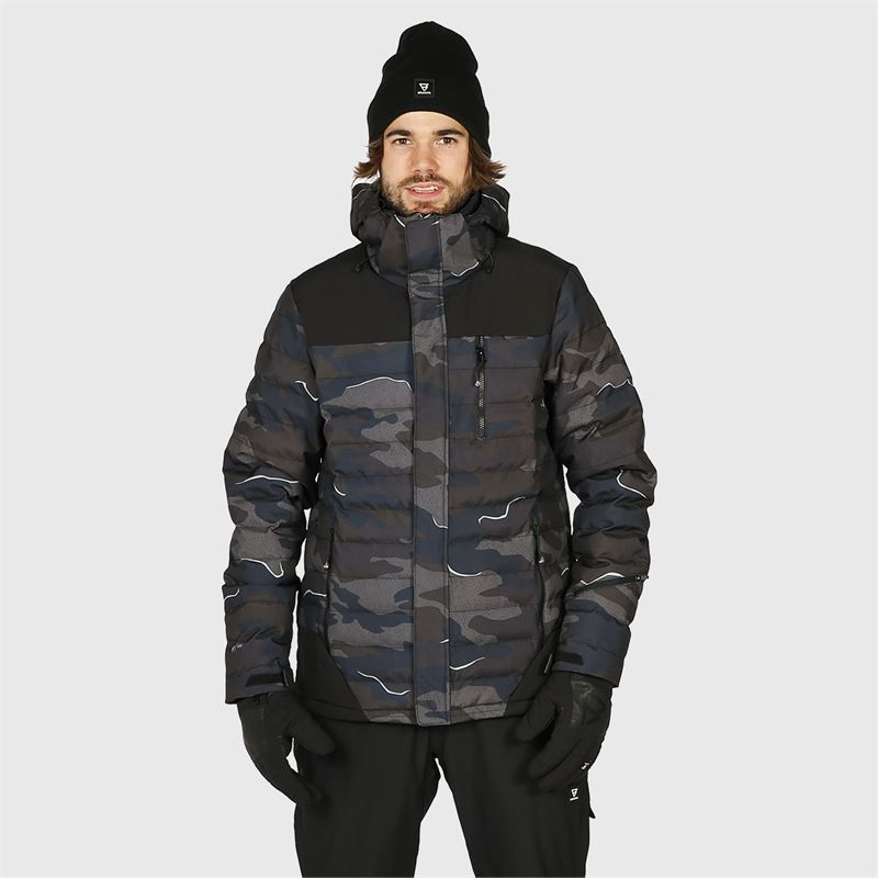 Brunotti Kisho_AO Mens Snowjacket 2021