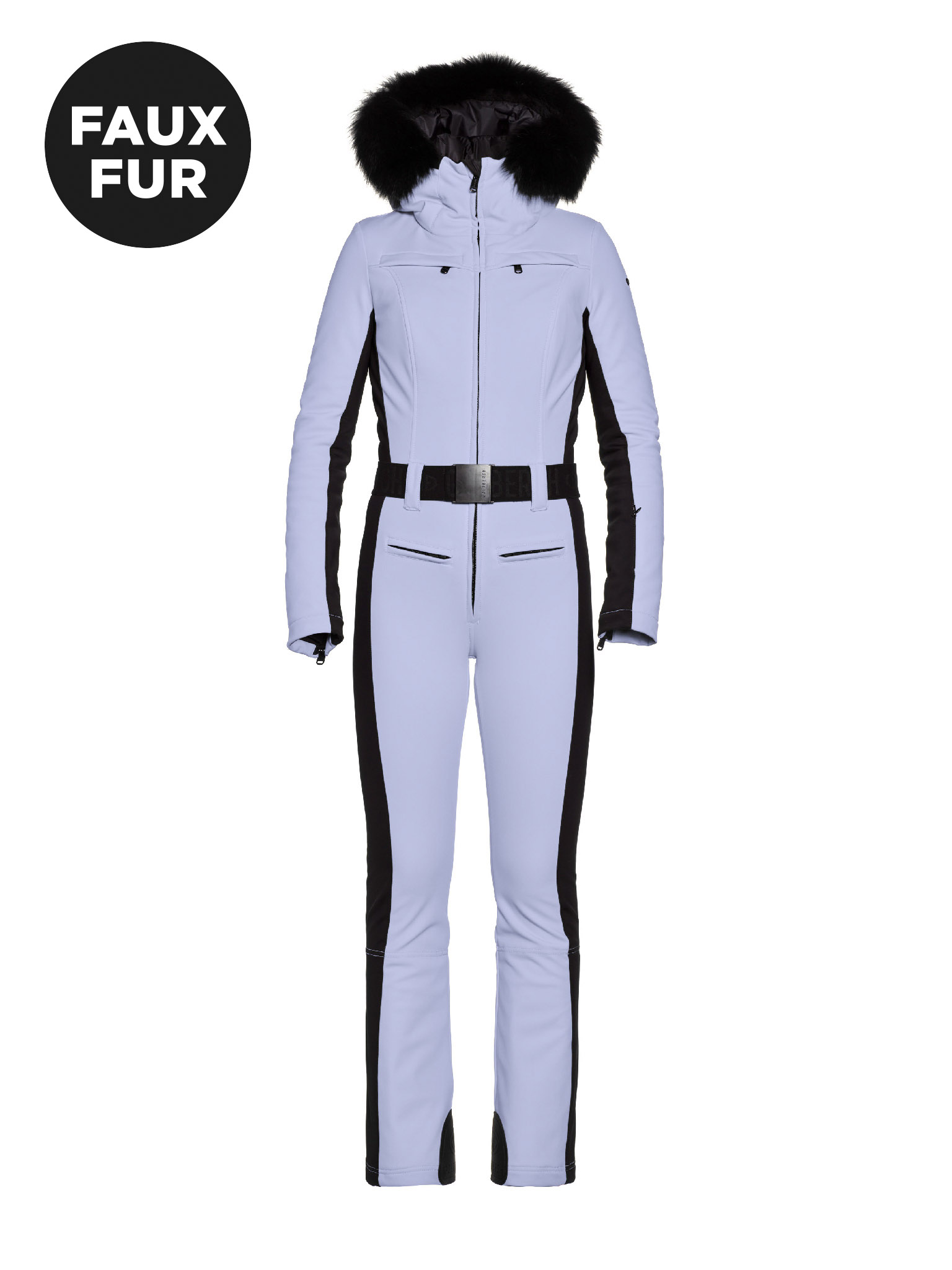 Goldbergh Parry Ski Suit Faux Fur 2022