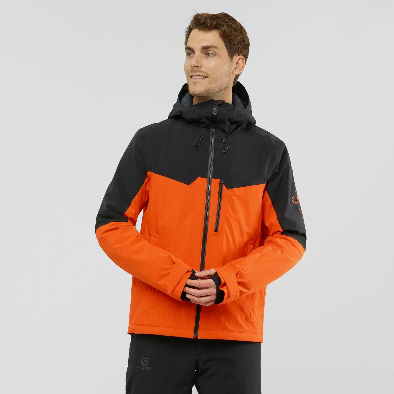 Salomon M Untracked Jacket 2021