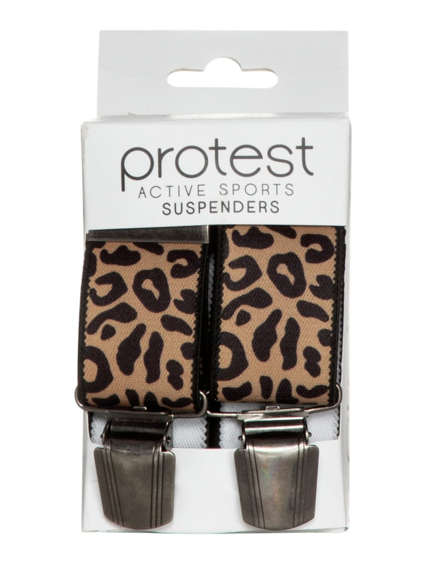 Protest W Stacey 21 Suspenders Bruin dessin One