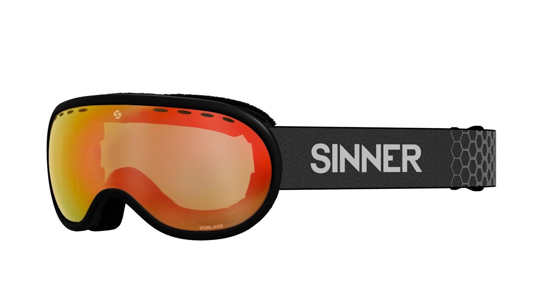 Sinner Vorlage Matte Blk_ Full Or Mr Vent Zwart One