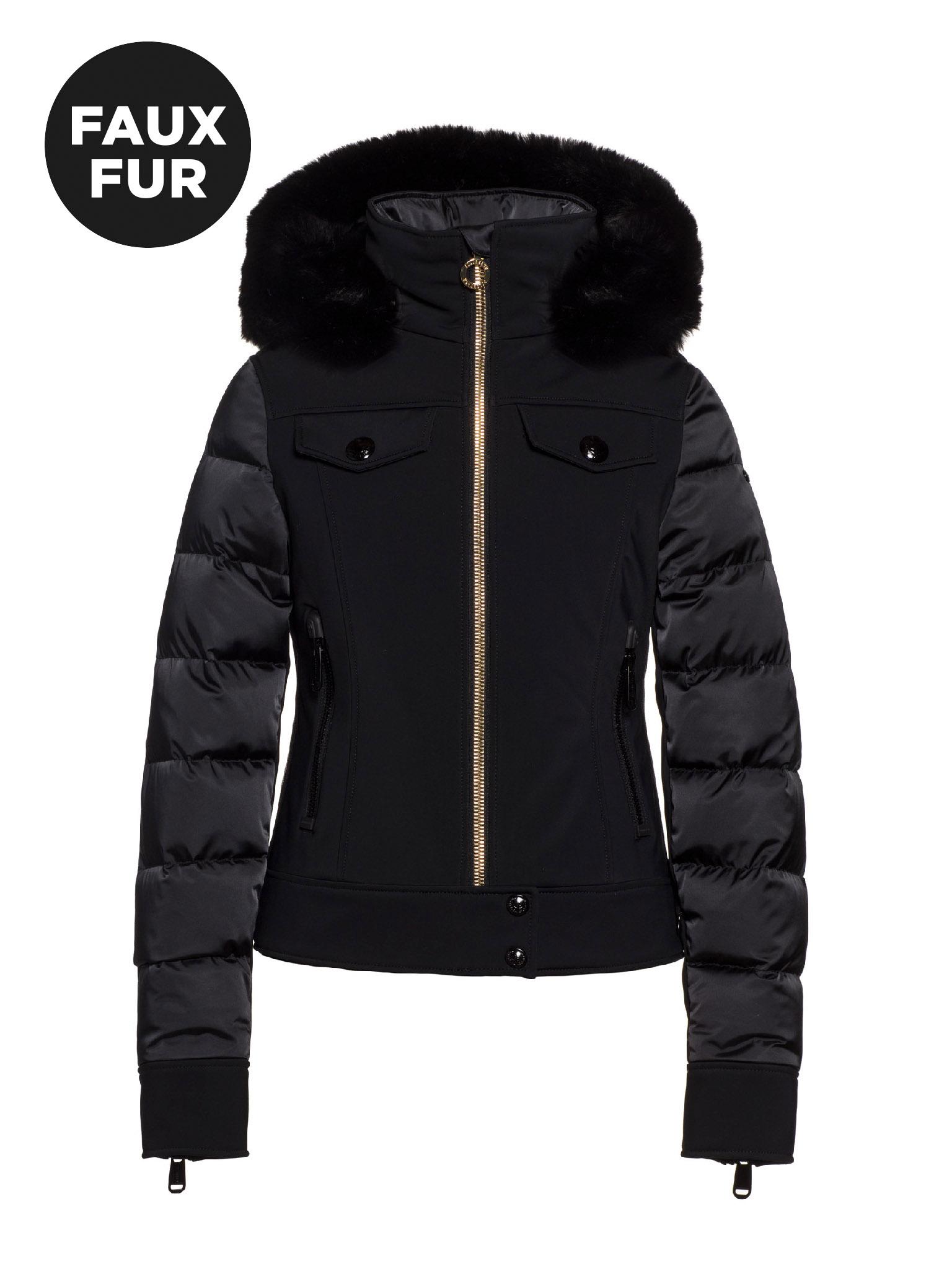 Goldbergh Canyon Jacket Faux Fur 2022