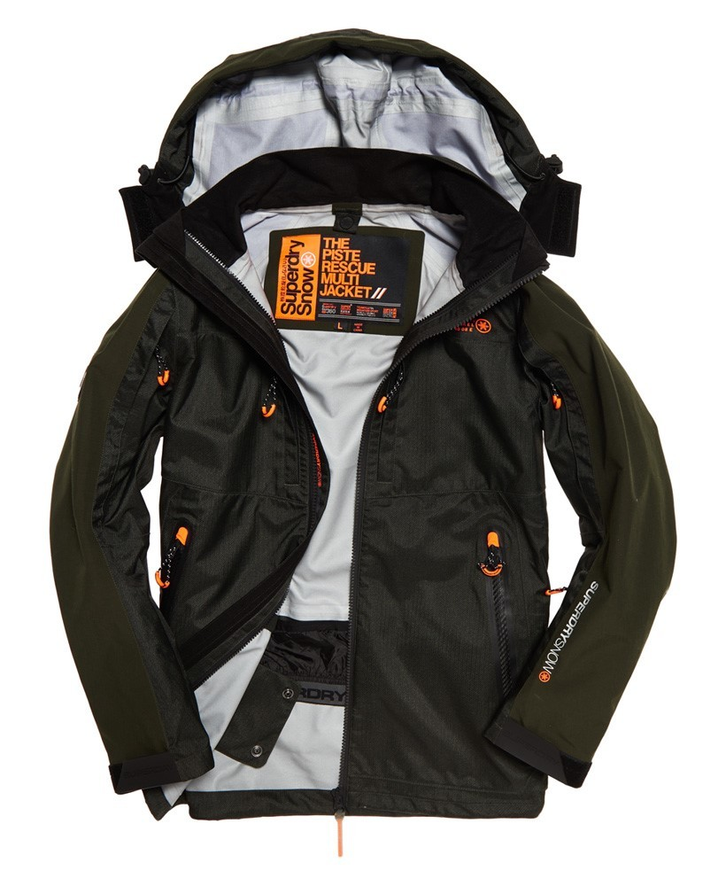 Superdry M Piste Rescue Multi Jacket