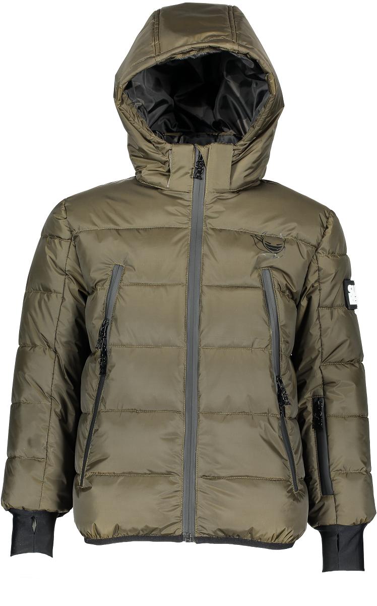 Superrebel B Basic shiny boys ski jacket 2020