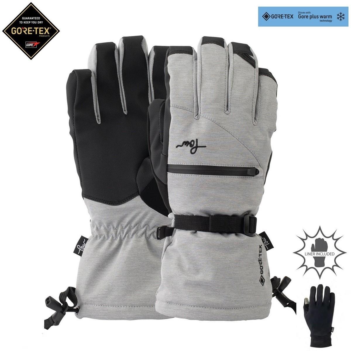 POW Womens Cascadia GTX Long Glove +WARM