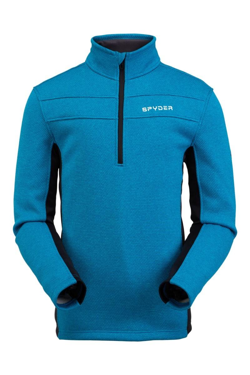 Spyder M Encore Half Zip Fleece Jacket 2020