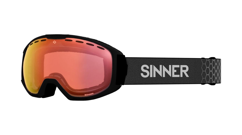 Sinner Mohawk Mt Blk_Fll Or Mr VntPnk Vnt Zwart One