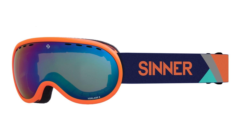 Sinner Vorlage Matte Or_ Full Blu Mr Vent Oranje One