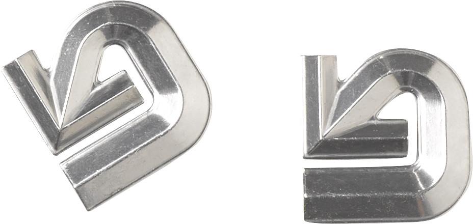 Burton Al Logo Mat Zilver One