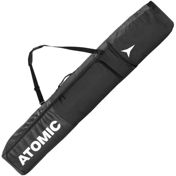 Atomic Double Ski Bag Zwart One