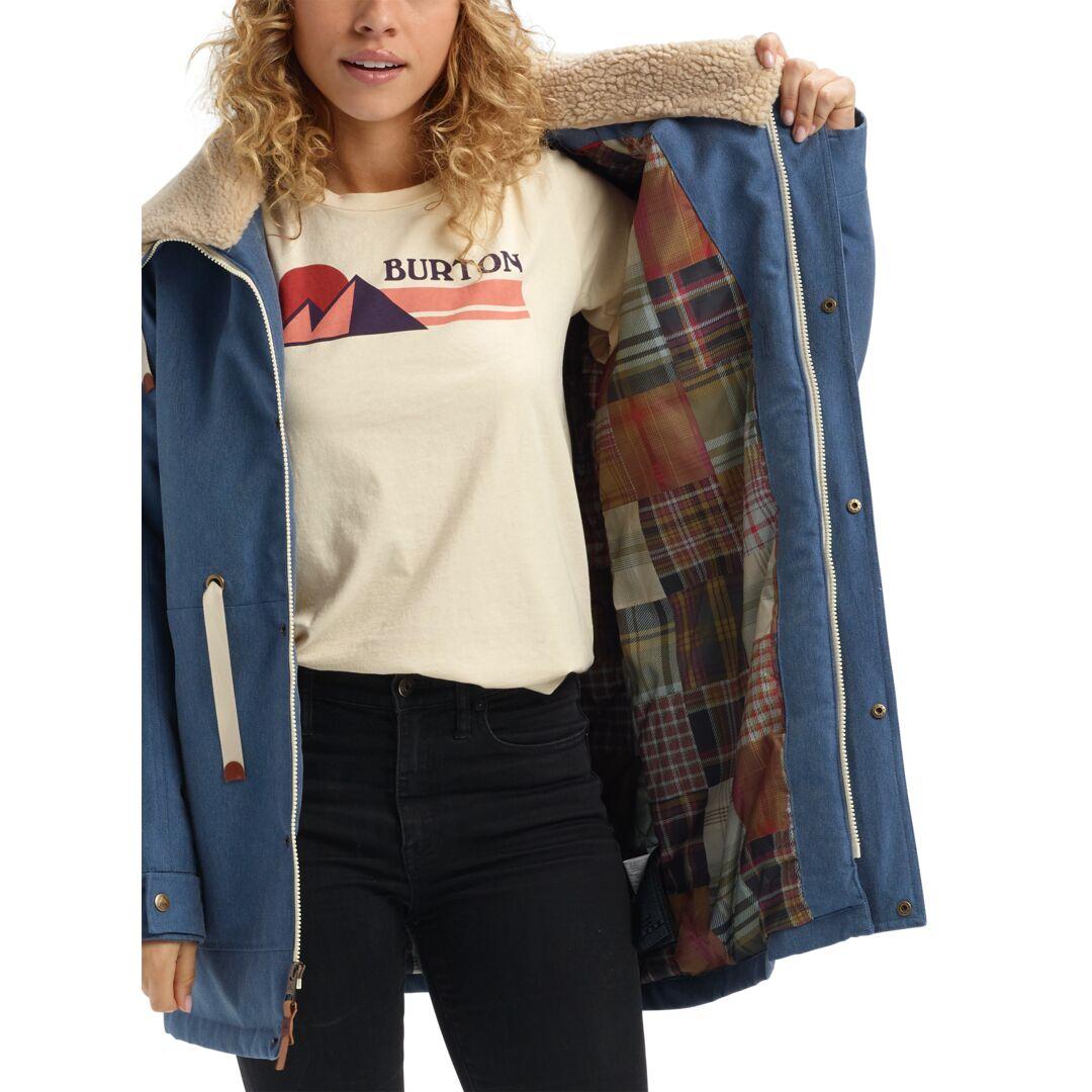 Burton W Hazelton Jacket 2020