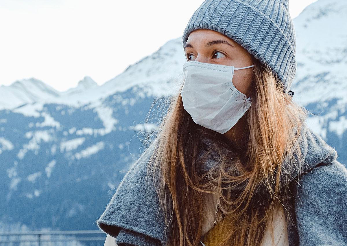 Op wintersport tijdens de COVID-19-pandemie?