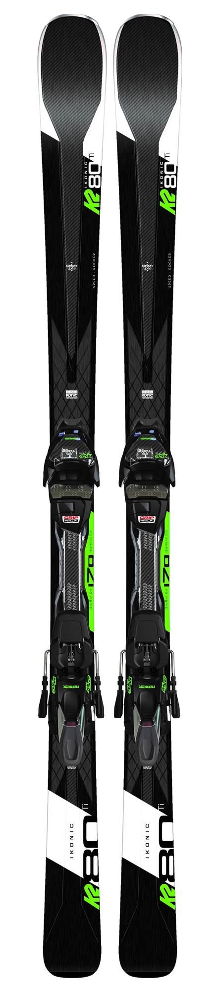 K2 Ikonic 80Ti 2020