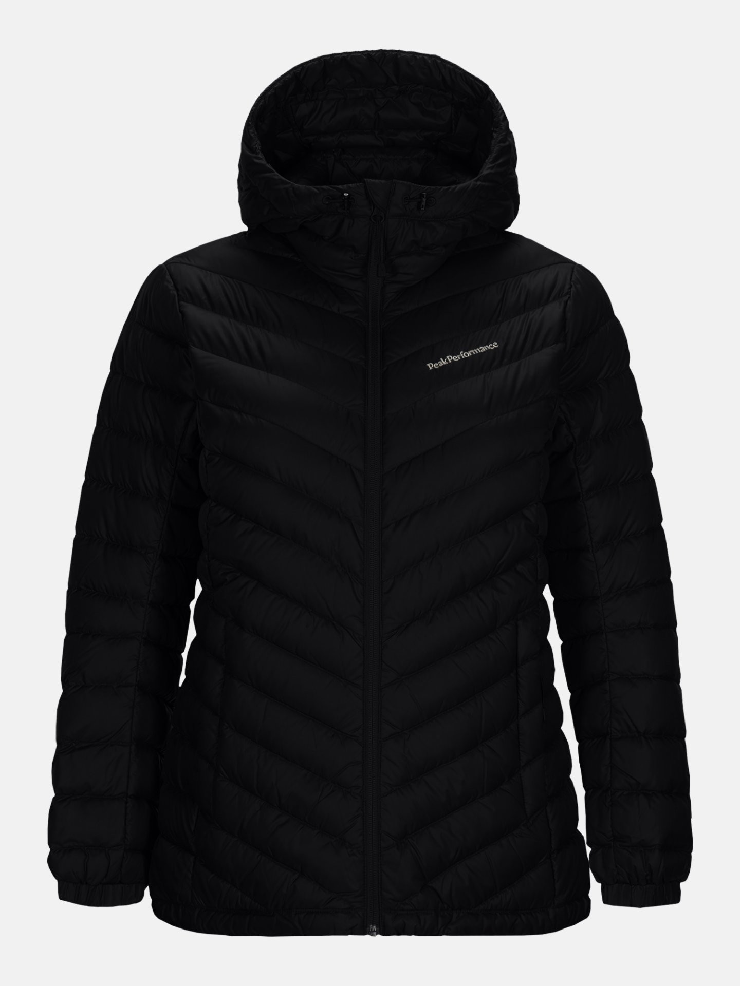 Peak Performance W Frost Down Hooded Jacket 2020