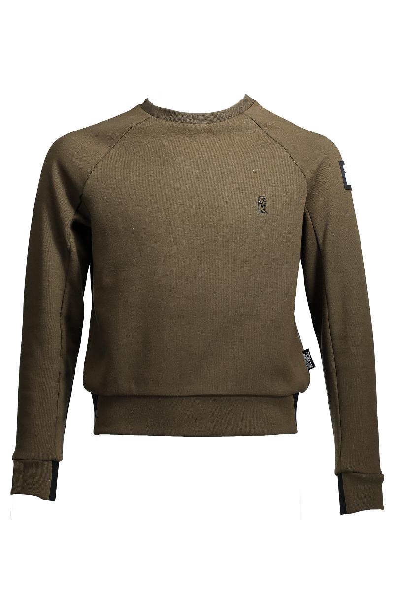 Superrebel Boys round neck sweater raglan 2020