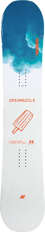 K2 Dreamsicle 2021