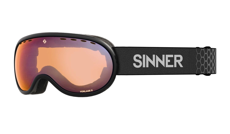 Sinner Vorlage S Matte Blk_Full Or Mr Vent Zwart One