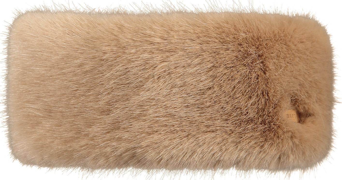 Barts Fur Headband light brown onesize