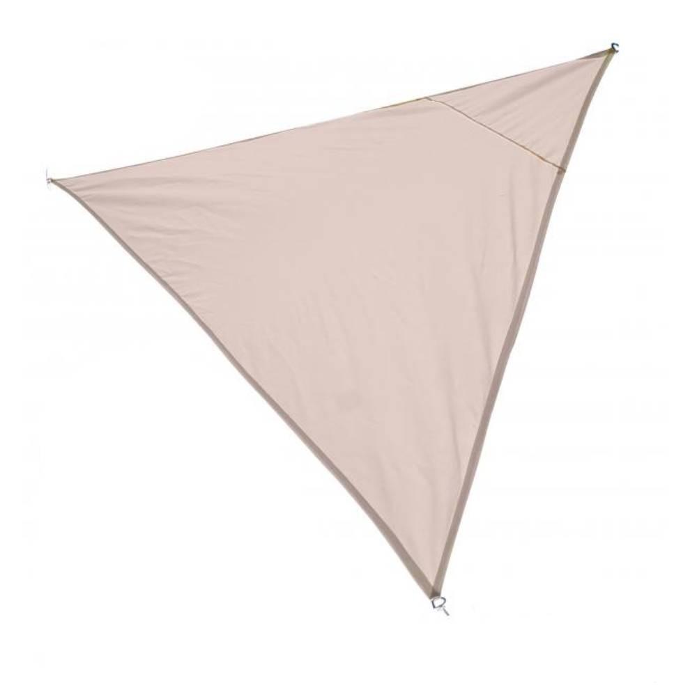 Farniente schaduwdoek driehoek 3x3x3 - Beige Beige One